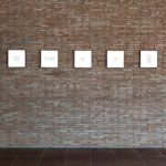 Peter Fend • Word Stacks series • 2017 • ph Massimo Camplone