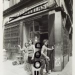 Foto di Richard Dickie • Landry • Intervento di Gordon Matta Clark • Food • 1971 • ph Alessandro Falco