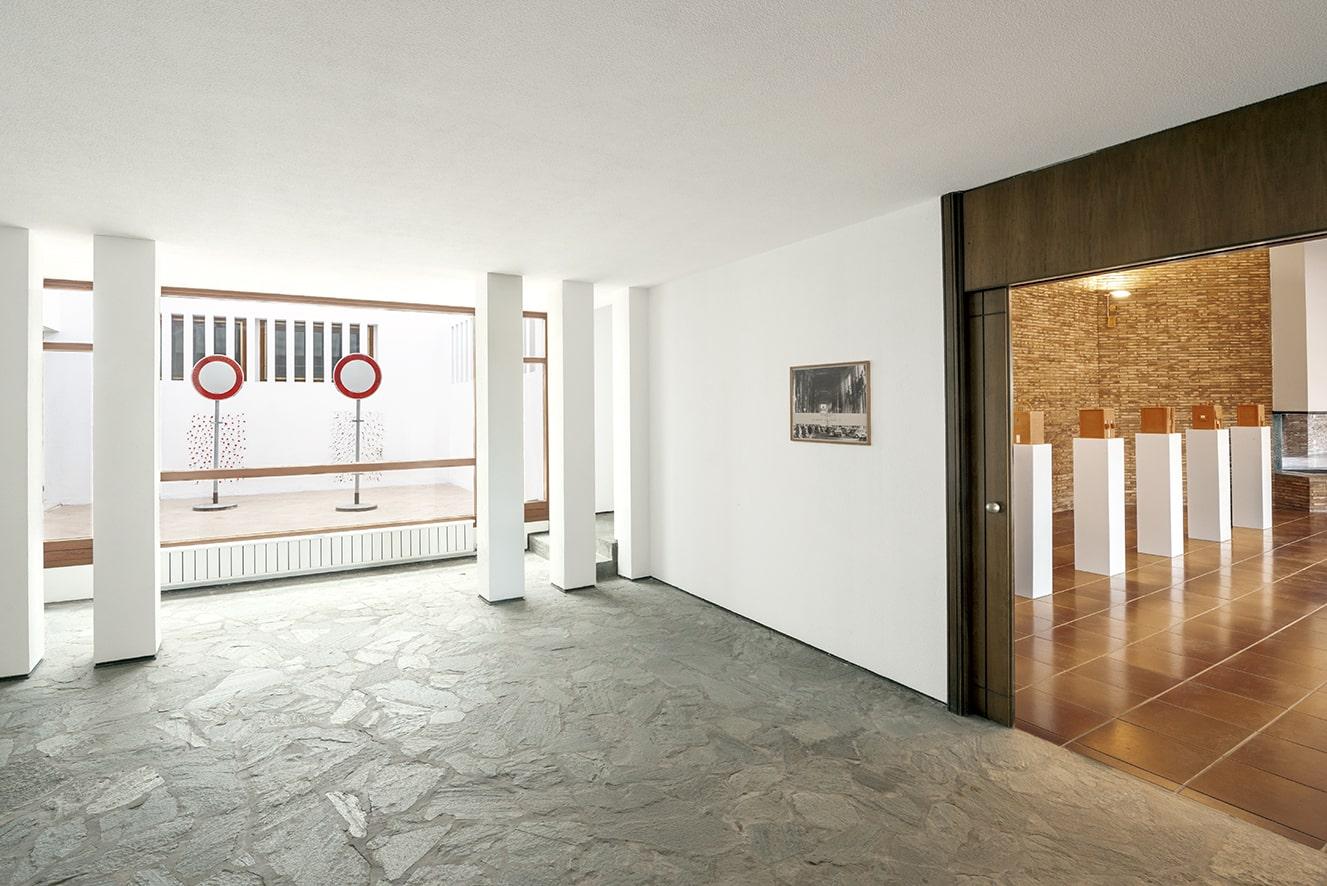 Ugo La Pietra · Abitare è essere ovunque casa · 1968-2021 · ©massimocamplone